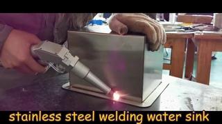 Лучший лазерный сварочный аппарат для обработки стали, алюминия, латуни и т. Д.