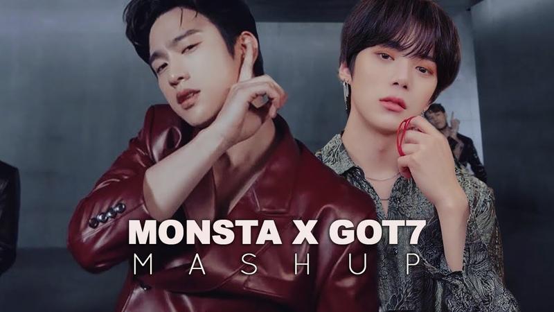 MONSTA X GOT7 ft. I.M Who Do U Love? X 니가 부르는 나의 이름 You Calling My Name MASHUP