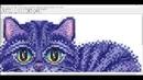 Pattern Maker КАК нарисовать УСЫ с помощью Бэкстич