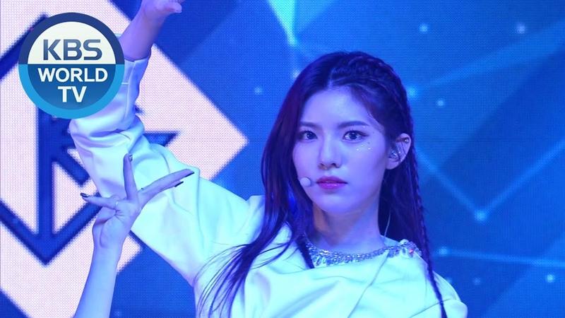 GIRLKIND 걸카인드 FUTURE 퓨쳐 Music Bank 2020 04 17
