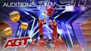 Dance Crew From India Soars Flies And Makes You Emotional America's Got Talent 2019