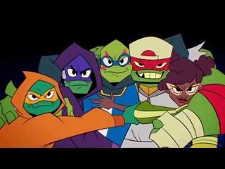 Dynamite - Rise of the Teenage Mutant Ninja Turtles (Rottmnt) Edit