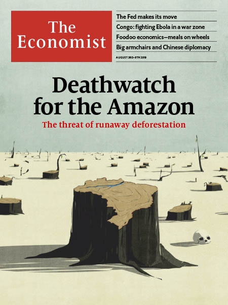 The Economist USA 08.3.2019