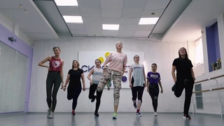 Рутинка от Natasha Vershinina / Perreito - Mariah