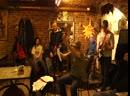 ОСБП в СПб. Кафе Африка. Часть вторая А Лайза это ты