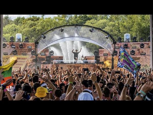Jauz Tomorrowland Belgium 2019 W1