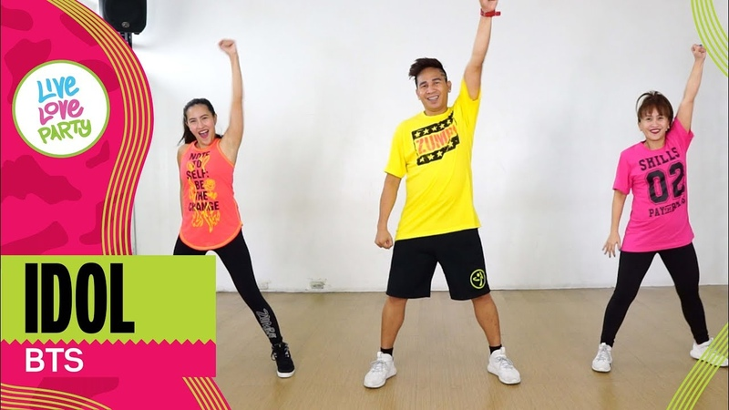 IDOL by BTS | Live Love Party™ | Zumba® | Dance Fitness