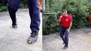 Удар вразрез и кросс