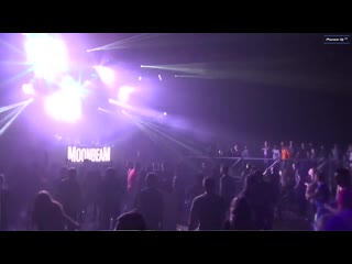 Moonbeam /tech house/   live @ flora live 16 @ pioneer dj tv   novosibirsk