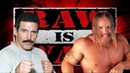 WWE 2K19 Droz vs Dan Severn, Raw Is War 98