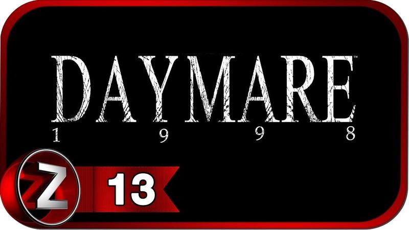 Daymare: 1998 ➤ И снова в тупике ➤ Прохождение 13