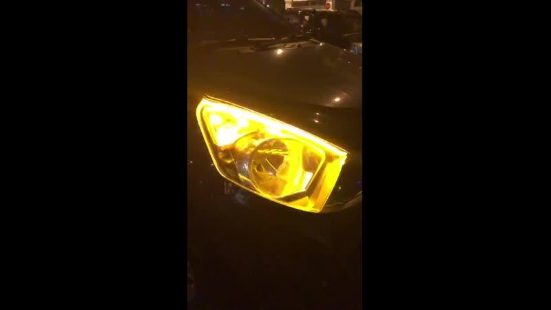 диодная лента ходовой свет ходовые огни диоды в фары