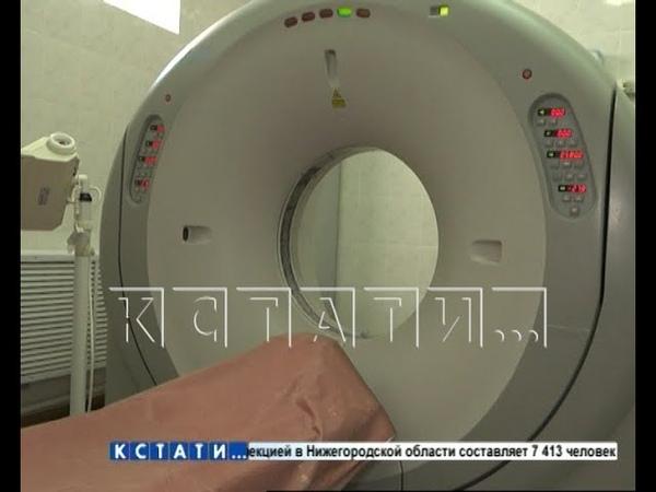 Больных с подозрением на коронавирус из 10 районов области будут обследовать в Выксе