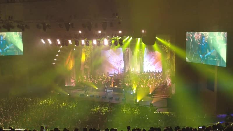 Кипелов с симфоническим оркестром - Вавилон (07.12.19, Москва)