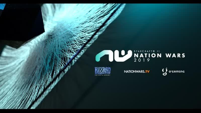 NationWars 2019 ro16 группа C и D лузера десайдеры