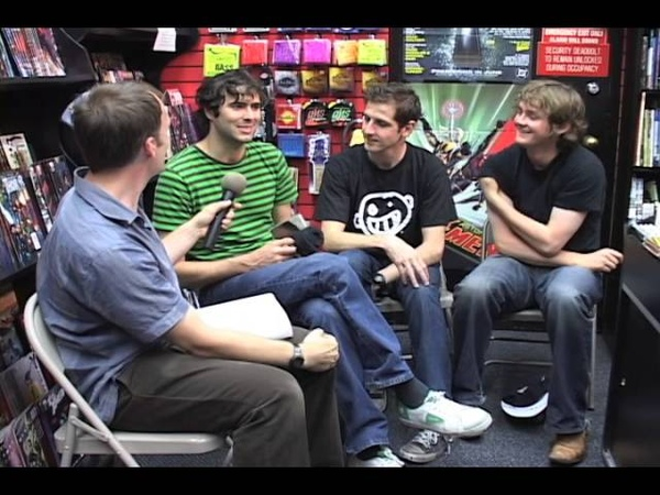 Berkshire Soundstage uncut interview with Keane 2004