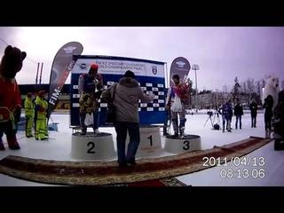 Fim. ice speedway .. Николай Красников.