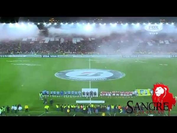 Resumen Santa Fe 1 vs Gremio 0 Copa Bridgestone Libertadores 2013