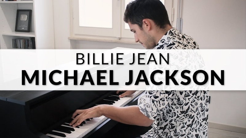 Michael Jackson - Billie Jean | Piano Cover