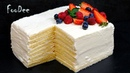Больше никакой возни! Торт со вкусом МОРОЖЕНОГО за 30 минут! Молочная девочка