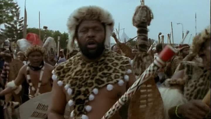Южная Африка - Святилище жизни. 1996. ( Одиссея Жака Кусто ).