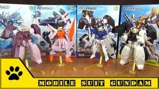Cборные модели Gundam из Детского Мира: Китайцы наносят ответный удар