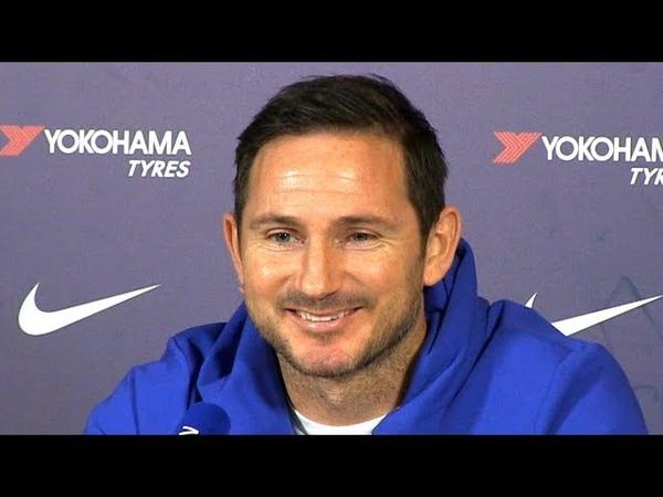 Frank Lampard FULL Pre Match Press Conference Chelsea v Arsenal Premier League SUBTITLES