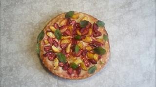 Фруктовая пицца / радуга вкуса