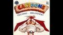 Various Cartoons Techno Melodies 1992