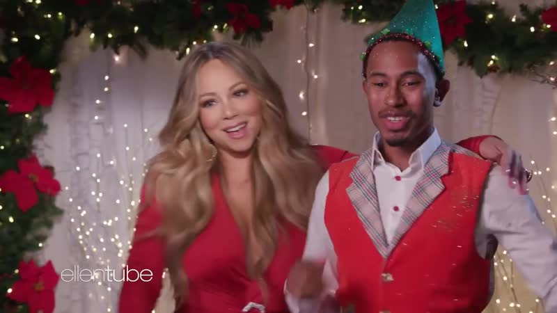 Kalen Gets into the Holiday Spirit with Mariah Carey