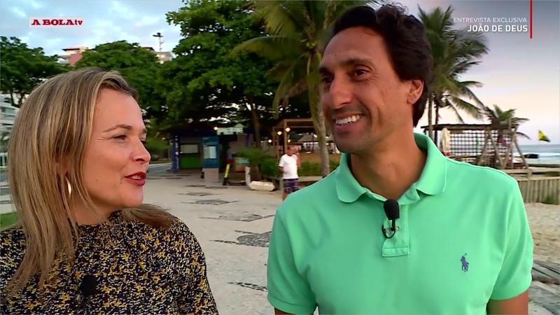O segredo para o sucesso do Flamengo | João de Deus - treinador adjunto de Jorge Jesus