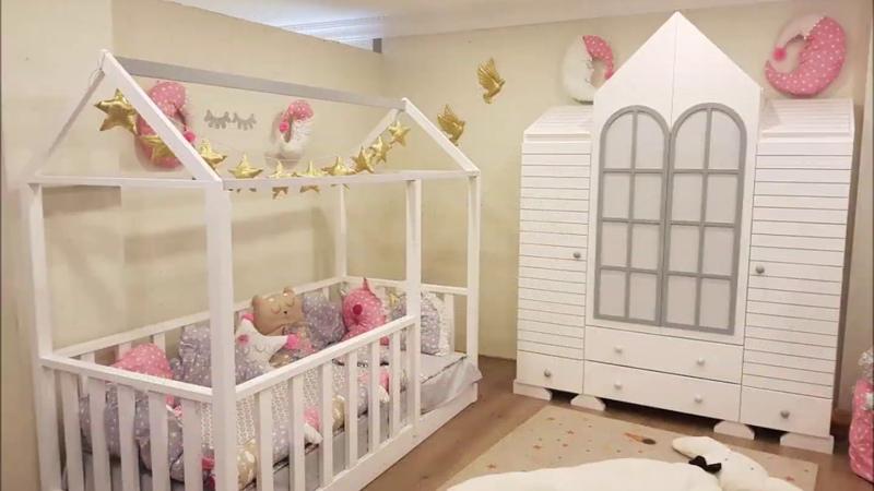 Bebekom Bebek Odası Çocuk Genç Odaları Mobilya modelleri