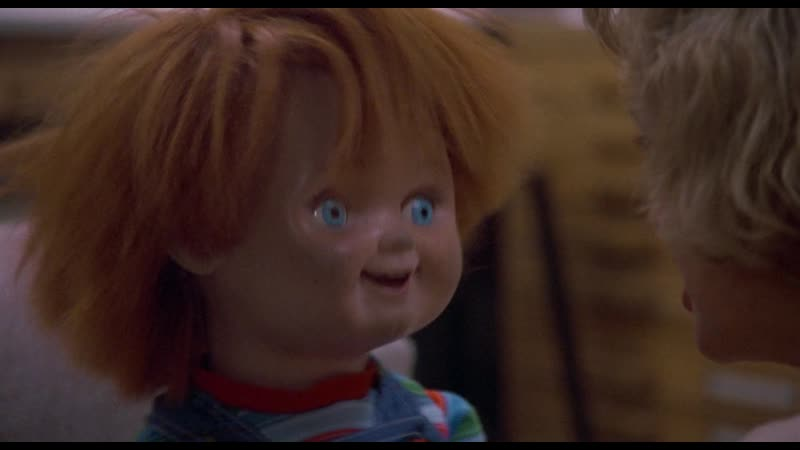 Child's Play 1988 Chucky Comes To Life
