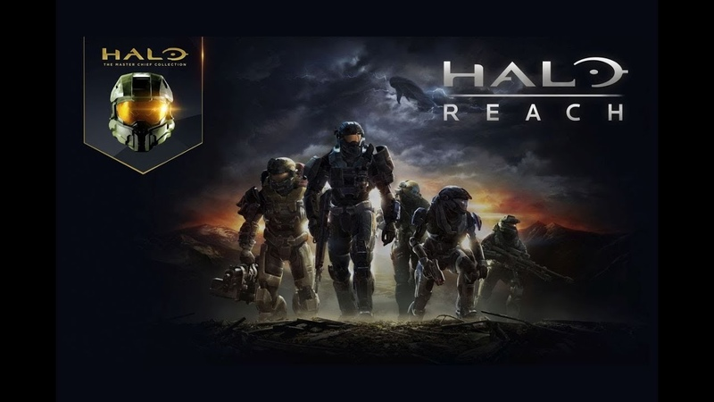 Прохождение Halo Reach Часть 3 Сумерки