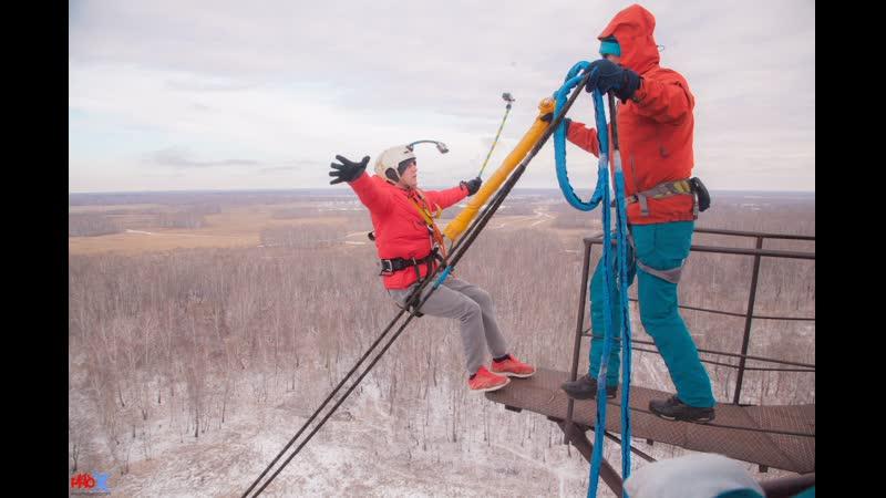 Denis Sol. прыжок FreeFallProX команда ProX74 объект AT53 Chelyabinsk 2019 1 jump RopeJumping