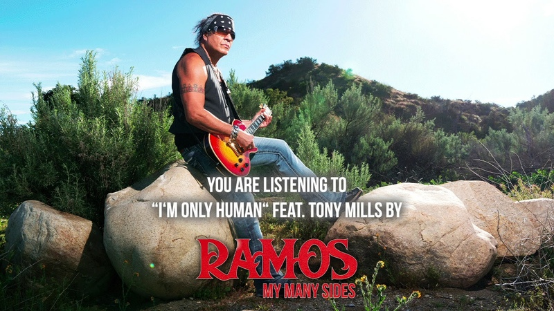 Ramos I'm Only Human feat Tony Mills Official Audio