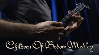 Alex Cloud Diver - Children Of Bodom Medley (In Memory Of Alexi Laiho)