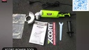 XCORT power tool ANGLE GRINDER not bosch makita speed adjustable quick release 1200w 12000 r min