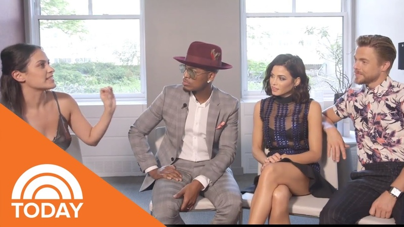 Jenna Dewan, Ne-yo, Derek Hough On Highs Lows Of 'World Of Dance' | Donna Off-Air | TODAY