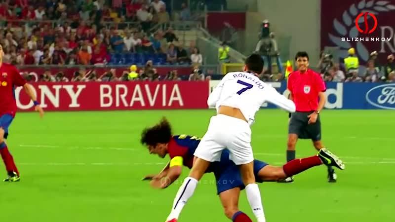 The Dirty Side Of Cristiano Ronaldo ► SAVAGE Fights Brawls