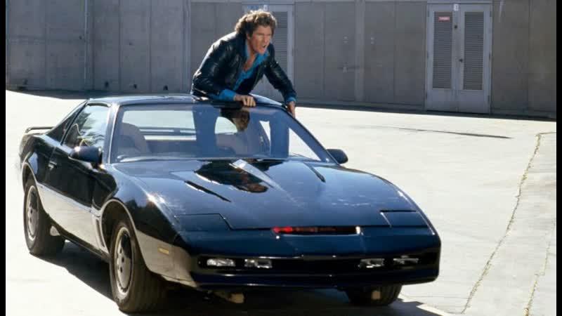 Сериал Рыцарь дорог 1982 Knight Rider 1 сезон 4 серия