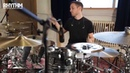 Architects 'Naysayer' drum lesson with Dan Searle (part 2)