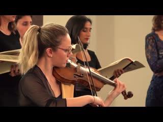 Francesco Durante - Missa per I Morti in D Minor - Canalgrande Orchestra + Cantar Lontano [Marco Mencoboni]