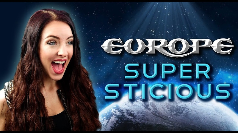 Europe - Superstitious (Cover by Minniva feat. Mr Jumbo)