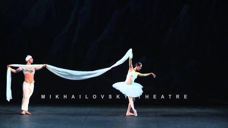 Bayadere Mikhailovsky theatre