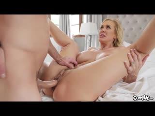 Brandi love - stepmoms cum filled massage [all sex, hardcore, blowjob, gonzo]