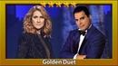 Freddie Mercury Celine Dion The Show Must Go On Live GOLDEN DUET