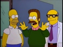 Симпсоны 8 сезон Ураган Нэдди clip6