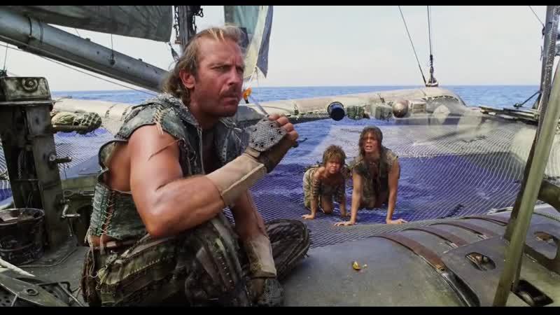 Водный мир США 1995 Боевик Зарубежный фильм Приключения Фантастика