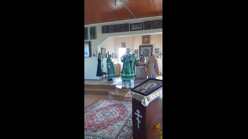 Шестаево церковь